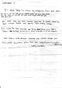 Puisi bersama Komunitas BungaMatahari, dibuat bersama saat KebunKata #Kenyataan, 8 Des 2013
